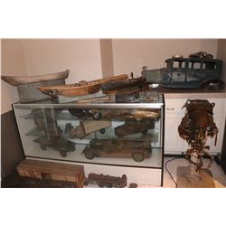 ZZ-CLEARANCE ANTIQUE FILMING MINIATURES ALL LOTS IN STOCK