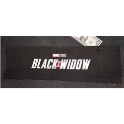 BLACK WIDOW MOVIE ON SET PRODUCTION CHAIR