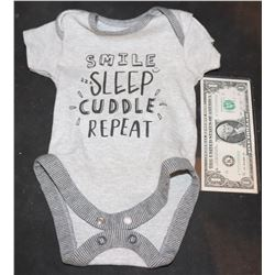 BAD BOYS FOR LIFE SCREEN MATCHED BABY CLOTHES MARCUS BURNETT GRANDDAUGHTER