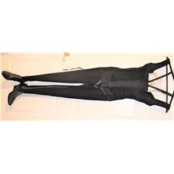 AEON FLUX SCREEN USED WARDROBE COMPLETE WITH BOOTS