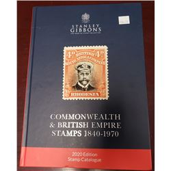 Stanley Gibbons Commonwealth & British Empire Stamps 1840-1970
