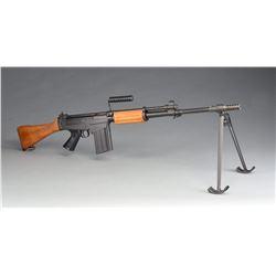 BELGIUM FN FAL HEAVY MATCH RIFLE.