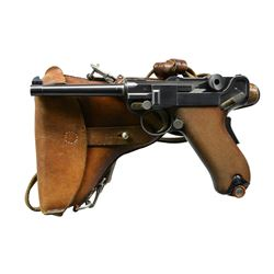 MODEL 1900 SWISS ARMY LUGER, SN 426, ORIGINAL