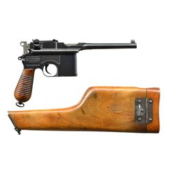 MAUSER LATE MODEL 1930 COMMERCIAL SEMI-AUTO