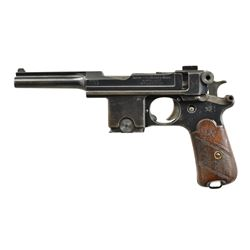 BERGMANN-BAYARD MODEL 1910 COMMERCIAL SEMI-AUTO