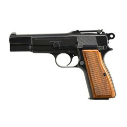 BROWNING HI-POWER PISTOL.