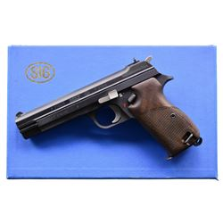 SIG P210-6 CONSECUTIVELY NUMBERED SEMI AUTO