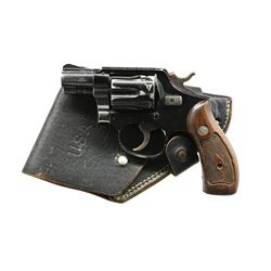 SMITH & WESSON USAF LIGHT WEIGHT M13 REVOLVER &