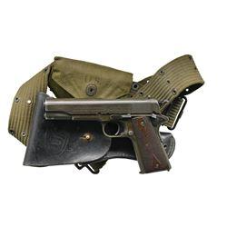 COLT MODEL 1911 SEMI-AUTO PISTOL.