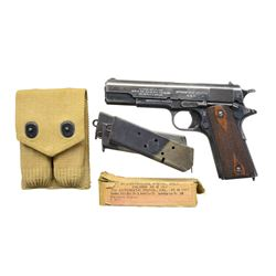 SPRINGFIELD ARMORY 1911 U. S. SEMI AUTO PISTOL.