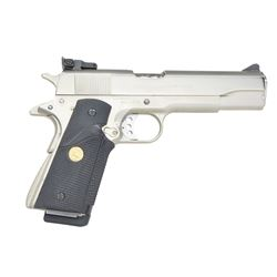 COLT MK IV SERIES 70 GOVERNMENT MODEL SEMI-ACTION