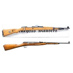 BNZ (STEYR) MODEL 98K & RADOM SPORT M1948 BOLT