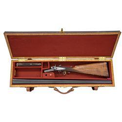 CUTE LITTLE 410 HAMMER GUN BY A. ALLAN OF GLASGOW.