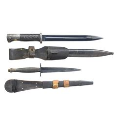 BRITISH INSPECTED FAIRBURN-SYKES COMMANDO KNIFE &