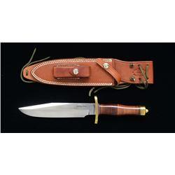 RANDALL KNIFE & SHEATH.