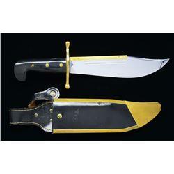 CASE XX USA DAVY CROCKETT BOWIE KNIFE.