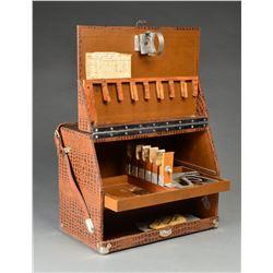 LT. COL. BROPHY'S PISTOL RANGE BOX.