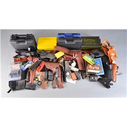 MISC. SHOOTER ACCESSORIES.