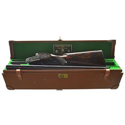 RARE AND DESIRABLE J. PURDEY HEAVY PROOF OVER -