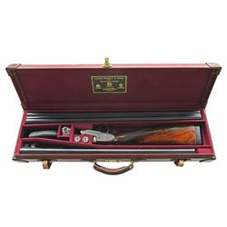 WELL MAINTAINED JAMES PURDEY SIDELOCK EJECTOR