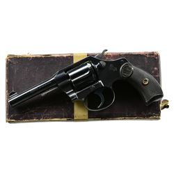 COLT POCKET POSITIVE REVOLVER.
