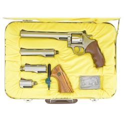 DAN WESSON MODEL715 PISTOL PACK REVOLVER.