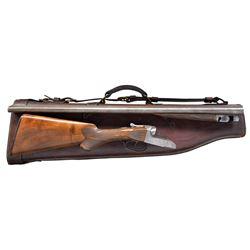 EXCEEDINGLY RARE WILKES BARRE GUN COMPANY GRADE D