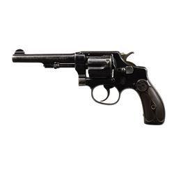 SMITH & WESSON MODEL 1903 5TH CHANGE HAND EJECTOR