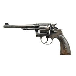 SPANISH COPY OF SMITH & WESSON HAND EJECTOR