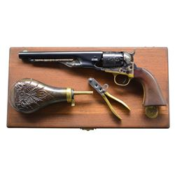 COLT'S MANUFACTURING CO. 2ND. GEN 1860 ARMY