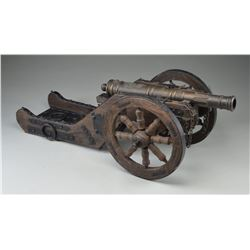 REPRODUCTION FRENCH 2 POUND CANNON