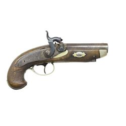UNMARKED PERCUSSION DERRINGER.