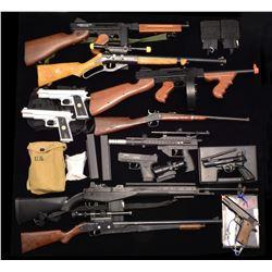 LOT OF BB PELLET & AIR SOFT AIR GUNS.