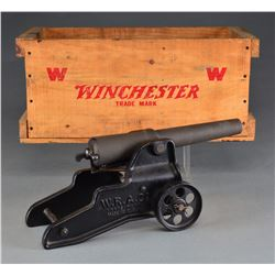 WINCHESTER 1898 BREECH LOADING SIGNAL CANNON.