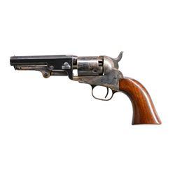 EXCELLENT COLT MODEL 1849 POCKET REVOLVER.