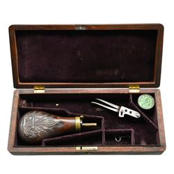 COLT 1851 NAVY CASE & ACCESSORIES.