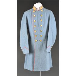 TRULY FINE CONFEDERATE ARTILLERY OFFICERS FROCK