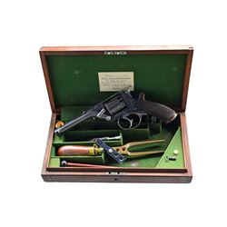 EXCEPTIONALLY HISTORIC CASED TRANTER