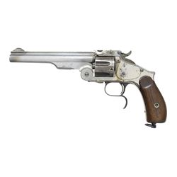 SMITH & WESSON THIRD MODEL RUSSIAN NO. 3 SA