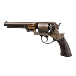 CIVIL WAR STARR DA ARMY REVOLVER.