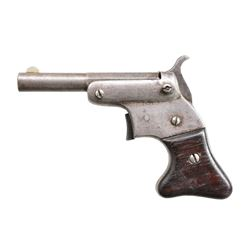 STEVENS VEST POCKET SINGLE SHOT PISTOL.