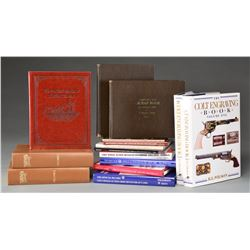 COLT REFERENCE BOOKS & AUCTION CATALOGS.