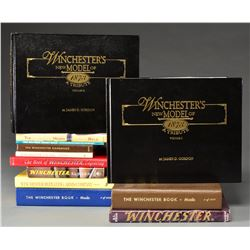 WINCHESTER & HENRY REFERENCE BOOKS.