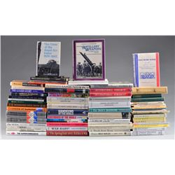 LOT OF ASSORTED FIREARMS REFERENCE BOOKS.
