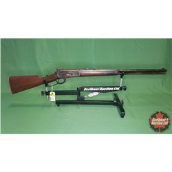 RIFLE : Winchester Model 1886 Lever .33WCFS/N#133567A