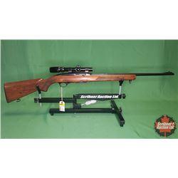 RIFLE : Winchester Model 100 Semi-Auto .308 Win w/Bushnell Scope S/N#A207528