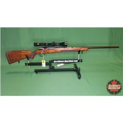 RIFLE : Browning Safari 7mm Rem Mag Bolt w/Redfield Wide Angle Scope S/N#8L-48425