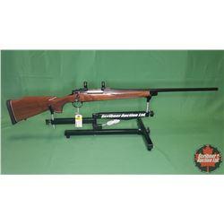 RIFLE : Remington 700 BDL 300 Win Mag Bolt w/Rings S/N#C6645359