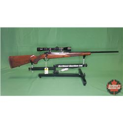 RIFLE : Ruger Model M77 30-06 Sprg Bolt - Tang Safety w/Wide Angle Scope S/N#73-05941