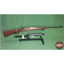 RIFLE : Winchester Model 70 (Pre 64) 30-06 Sprg Bolt w/Sites & Steel Butt Pad S/N#259687